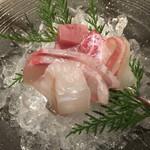魚匠 銀平 - お造り