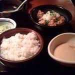Torigen - おろしポン酢定食