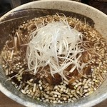 胡楼亭 - 醤油ネギラーメン