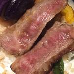 Mikagekura - 宮崎和牛ステーキが柔らかく美味しい