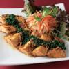 揚げ豆腐のサイゴンスタイル