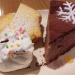 58832911 - チョコレートチーズケーキ