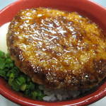 モンストロ バーベキュー - ロコモコ丼/630円