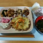 De Riz - 料理写真:「本日のきまぐれランチ」700円