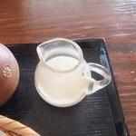 グロッケンシュピール - 辛味大根汁