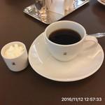 ウエスト ベイカフェ ヨコハマ - ウインナーコーヒー