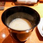 乙女寿司 - 白子汁