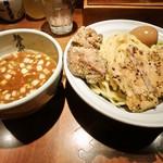 麺屋武蔵 二天 - 二天濃厚つけ麺!