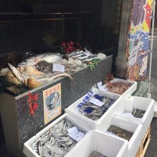 魚屋「魚やひめいちえ」