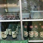 八島食堂 - 八島食堂 東店●ビール冷蔵庫1126