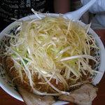 ちゃあみぃ - 料理写真:山形味噌ねぎラーメン