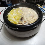 鶏肉専門店 鳥清 - 水炊き
