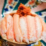 乙女寿司 - 香箱蟹