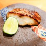 乙女寿司 - のどぐろ焼き