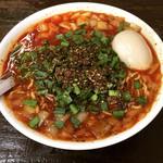 ビンギリ - 勝浦タンタン麺味玉