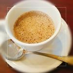 58841796 - スープ(ブラウンマッシュルーム)