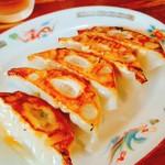 麺王 - 餃子。