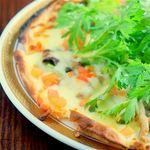 奥の掌 - 春菊や農家で厳選した新鮮なお野菜をふんだんに使ったお料理の数々。
