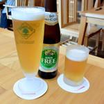 和食 カオク - 生ビールとノンアルビール