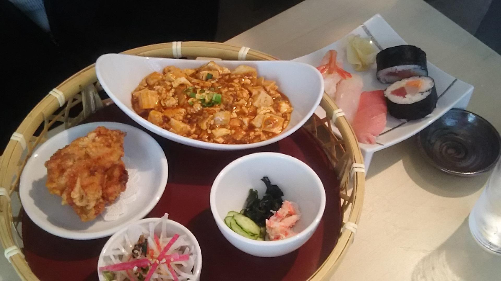 寿司・中国料理 福禄寿