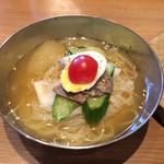 韓国料理Bibim - ミニ冷麺