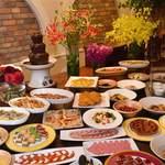 レストラン トレンタノーベ - 料理写真:◆ホテルのフルバイキング