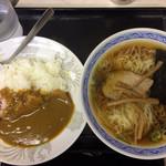 みまつ - ラーメンセット630円