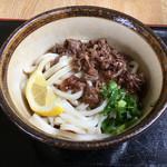 池田 - 料理写真:肉ぶっかけ(*゚∀゚*)480円
