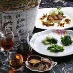 中国料理 燦宮 - 10年甕だし紹興酒