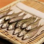 祇園 きだ - 食材の一例