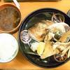亀八寿し - 料理写真:焼き魚定食¥700(税込)