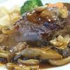 ポアロ - 料理写真:この肉汁が(^^)