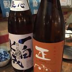 梅田日本酒バル エビス -