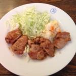 ビクトリヤ - トップフォト 豚ひれ肉のしょうが焼き(ランチ)