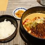 中國菜 心香 - 担々麺定食