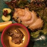 和ごころ 桜彩 - エゾアワビ