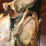 まるさ水産 - 焼き牡蠣