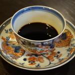58856454 - 冷たいコーヒー・ストロングタイプ 見たことのないような深い黒です