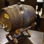 58856612 - この樽で20年熟成させます