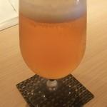 さかなや別邸 - スタートは生ビール