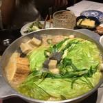 京家 KARASUMA - もつ鍋食べたくて〜♡