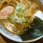 58858537 - 魚介ラーメン醤油