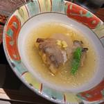 竈屋 - 旬魚のおろし煮