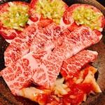 焼肉しゃぶしゃぶ きた里 - ★塩焼きセット 1800円