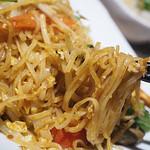 タイレストラン Smile Thailand - レック・パット・トムヤムセット