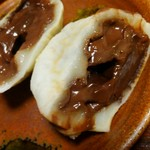 くまのプーさん - 大判焼き ¥100 チョコレート