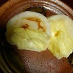 くまのプーさん - 大判焼き ¥100 カスタード