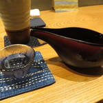 かま田 - 玉川山廃ひやおろし(京都)