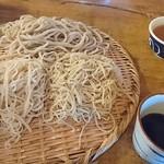 浅見製麺所 - 三種もり    ¥1000