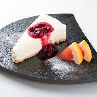 【人気NO.1】女性に圧倒的人気のやわらかチーズケーキ
